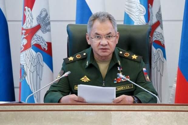 Шойгу заявил о выполнении плана по вакцинации от COVID-19 в ВС РФ