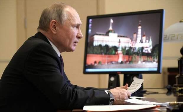 Путин: Трагедия вКазани выявила проблемы сбезопасностью вшколах
