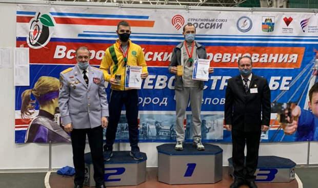 Кубанские стрелки достойно выступили на Всероссийских соревнованиях