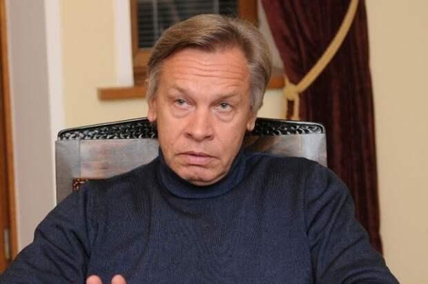 Пушков предостерег Байдена от «игры мускулами» на встрече с Путиным
