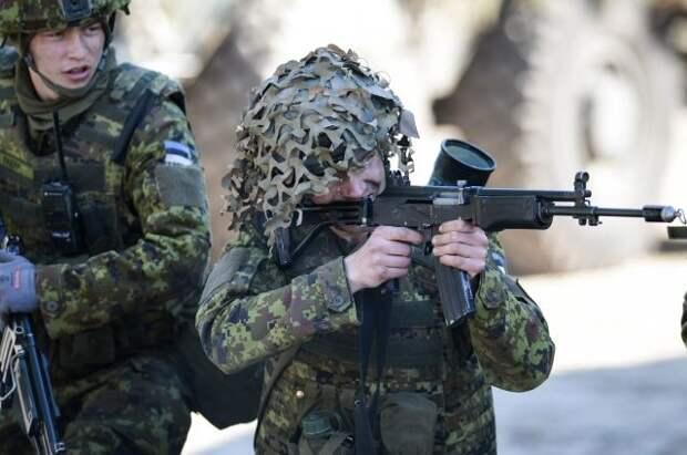 В Эстонии стартуют крупные военные учения с участием НАТО