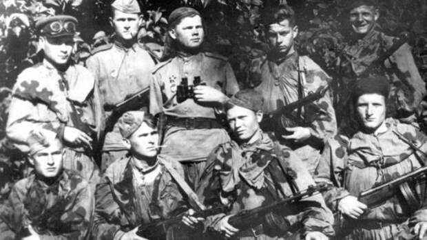 Дерзкий рейд капитана Галузы: как советские разведчики незамеченными прошли почти 100 км в тылу врага