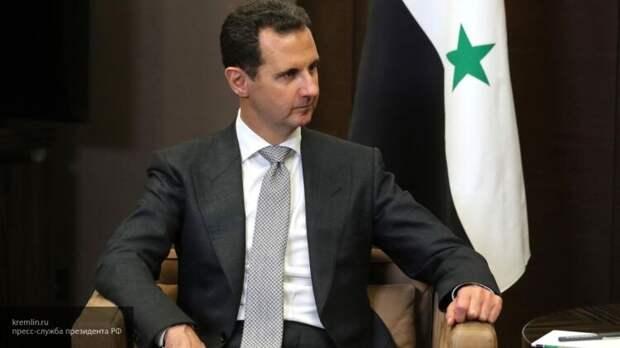 Глава Сирии Асад способствует восстановлению памятников Старого Алеппо