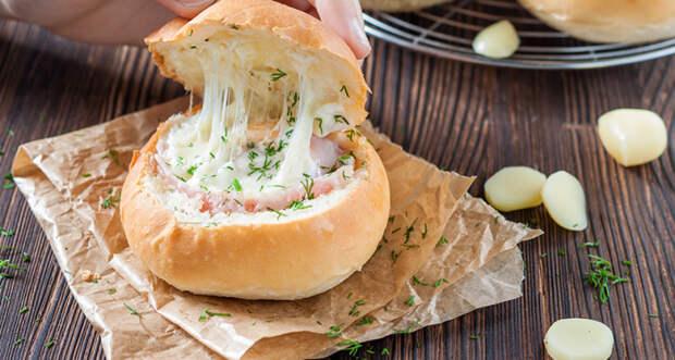 Горячие булочки с начинкой. \ Фото: google.com.