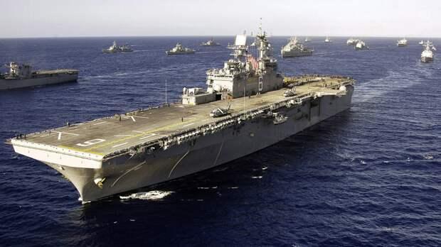 Бальбек: кораблям США не позволят пастись у берегов России