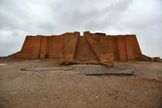 """""""Нашли фундамент"""": где на самом деле построили Вавилонскую башню"""