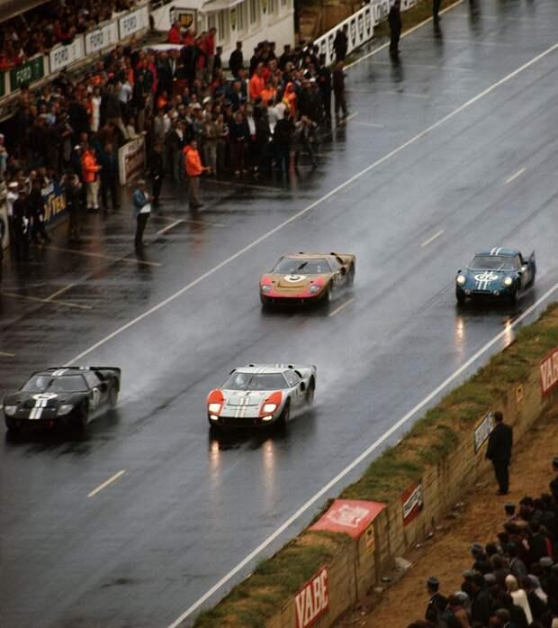 6 реальных фактов о гонке Форд против Ферарри
