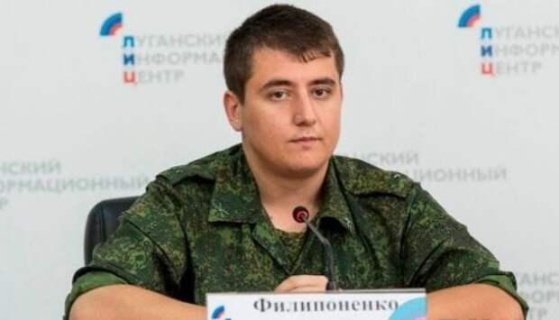 Ополченцев ЛНР расстреляли оружием НАТО