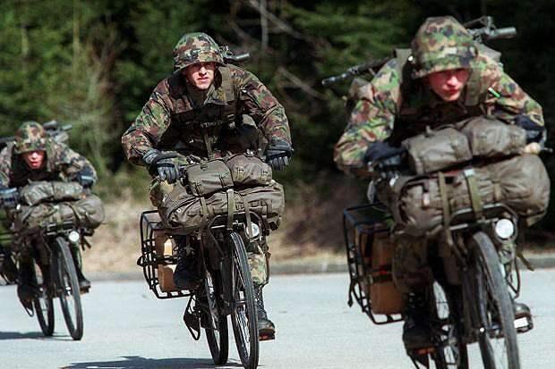 Армия НАТО не для защиты, а для наживы