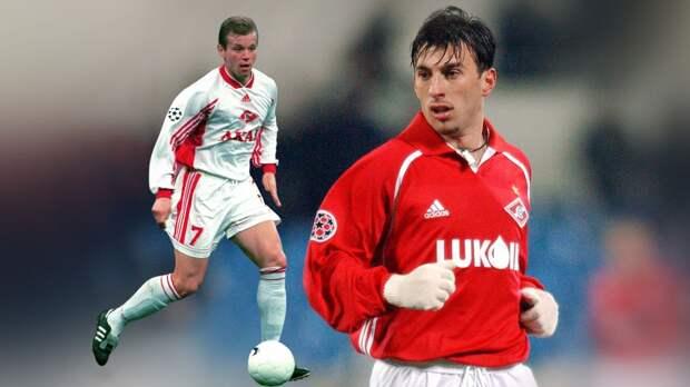 «Будь Баранов профессиональнее - играл бы в «Реале». Митрески – о «Спартаке» начала 2000-х и странных легионерах