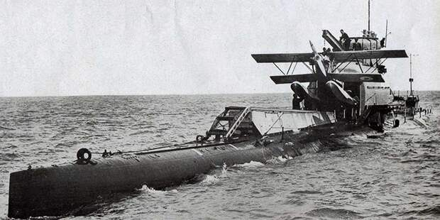 Подводные авианосцы и беспощадные японские конструкторы