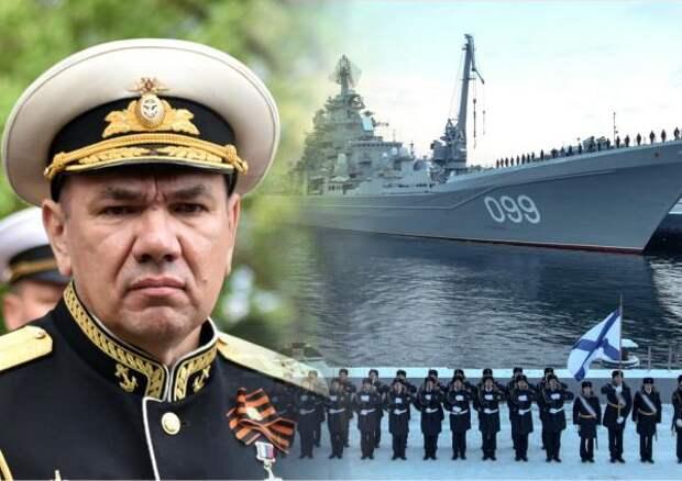 Северный флот России готов принимать новейшее вооружение