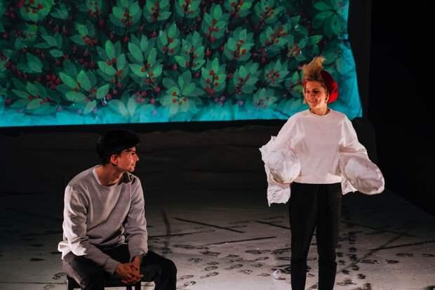 Дарья Мельникова, Юлия Пересильд и Максим Матвеев сыграют в спектакле «Мам, а кто это на фото?»