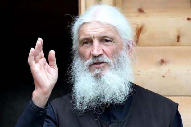 Схимонаха Сергия отлучили от церкви