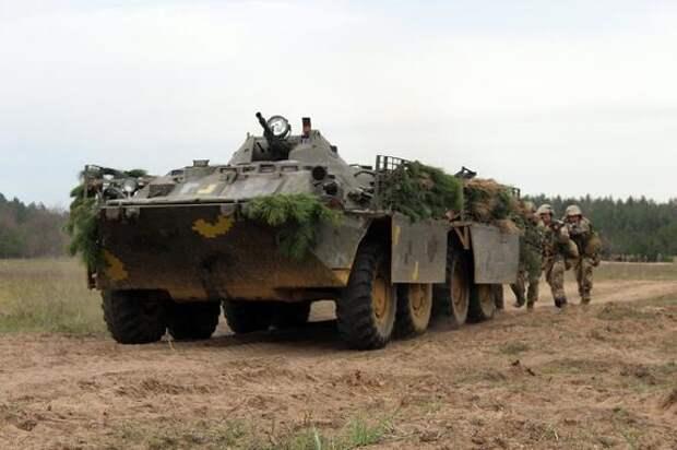 Полковник ВСУ Жданов предрек «небольшую войнушку» между Россией и Украиной летом 2021-го