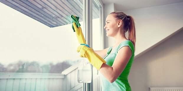 Простые 5 шагов по уборке балкона и лоджии