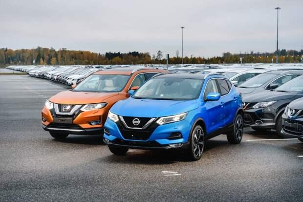 Nissan начал в России продажи Qashqai и X-Trail с автопилотом