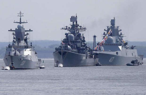 США: Россия угрожает миру, запустив систему обнаружения военно-морских вторжений