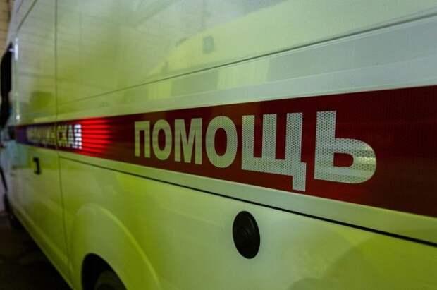Три человека пострадали при пожаре в строящейся школе на Камчатке