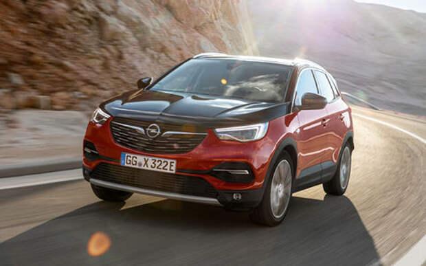 Новая модель для России: первый обзор Opel Grandland X