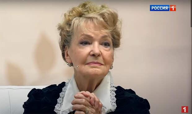 Ушла из жизни вдова Сергея Бондарчука Ирина Скобцева