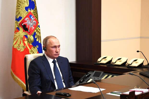 Путин поздравит нового президента США после оглашения официальных результатов