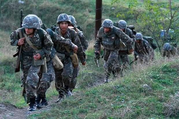 Армения развернула на границе с Азербайджаном дополнительные подразделения