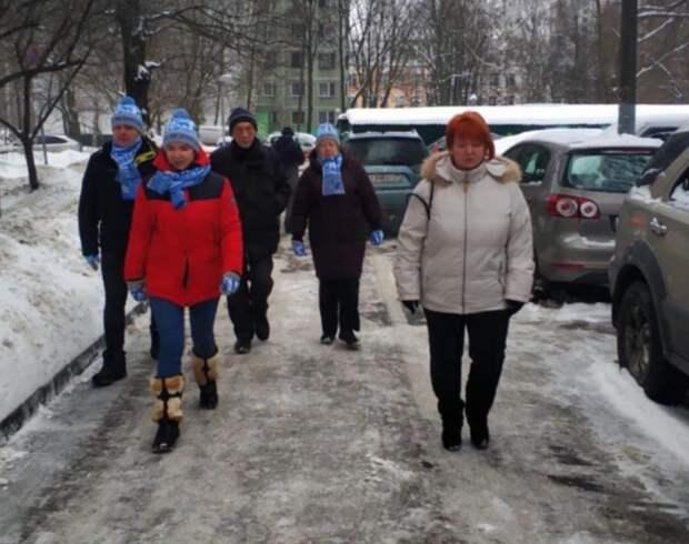 Глава управы района Лианозово дала поручения по итогам обхода
