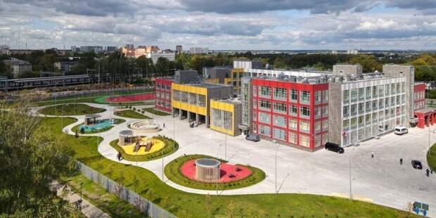 На улице Генерала Глаголева появится школа на 400 мест
