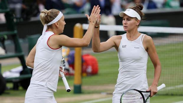 В первый день Олимпиады российская команда в теннис сыграла на четверку: лишь одна потеря при четырех победах. Завтра будет тяжелее