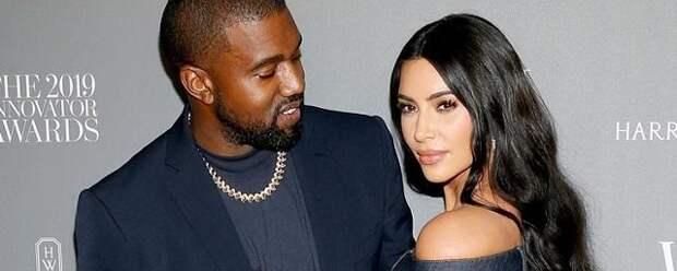 Ким Кардашьян в слезах рассказала о разводе с Канье Уэстом