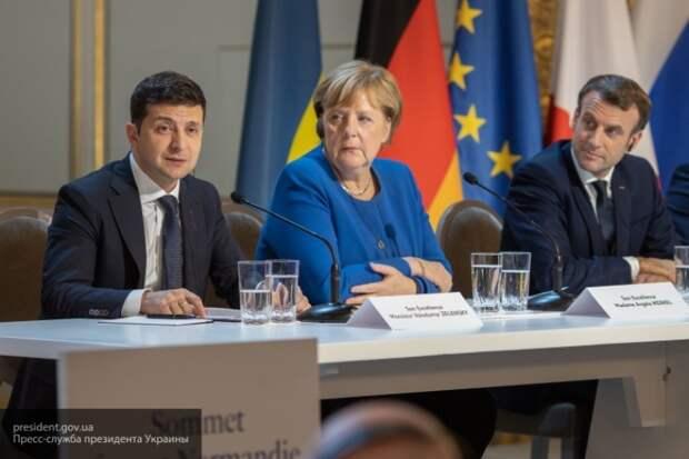 В Бельгии рассказали, как Франция и Германия «сдадут» Украину ради России