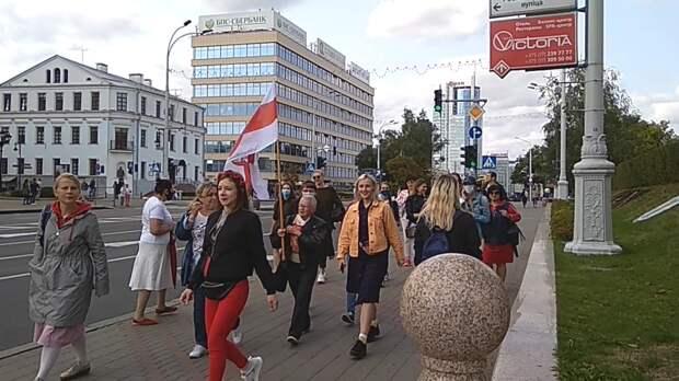 Протасевич высказался по поводу протестных акций в Белоруссии