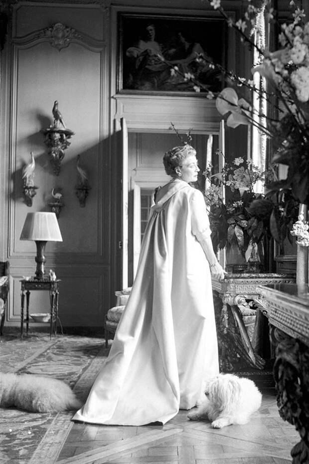 Муза: икона стиля Мона фон Бисмарк и ее дружба с дизайнерами