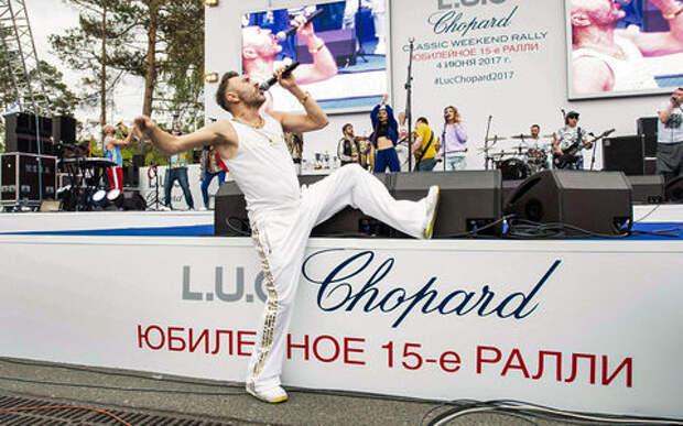 Шнур заставил прыгать всю Рублевку