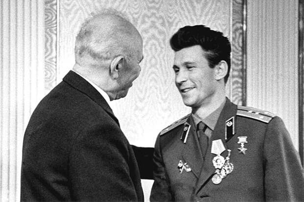 Генерал-майор Бубенин Виталий Дмитриевич