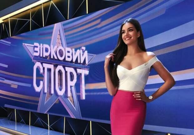 Александра Кучеренко в эфире