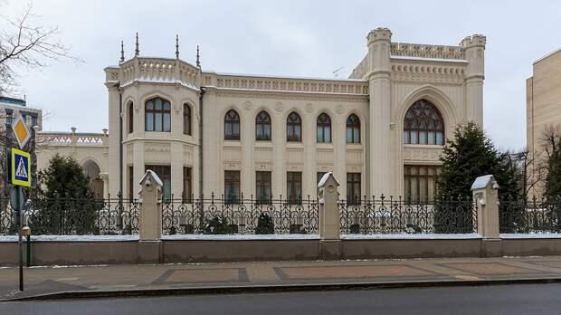 7 архитектурных шедевров Москвы, которые недавно взяли под охрану (ФОТО)