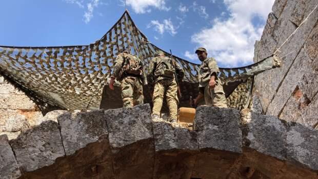 Трое военнослужащих САР стали жертвами обстрела боевиков