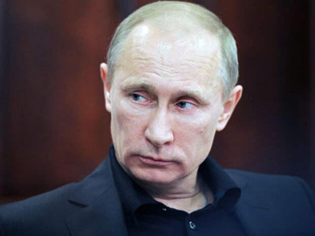 Путин задолжал сто долларов