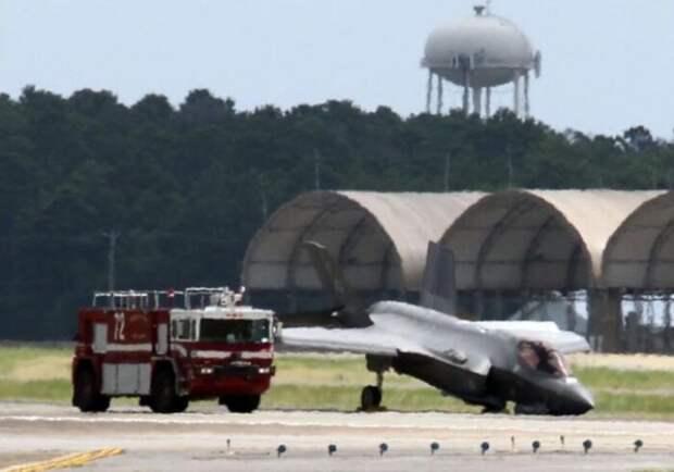 В Польше возмутились стоимостью эксплуатации истребителей F-35