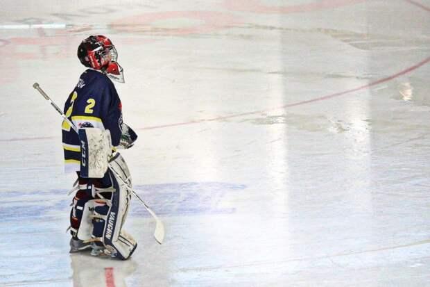 Хоккеисты Коптева «всухую» обыграли соперников из Западного Дегунина