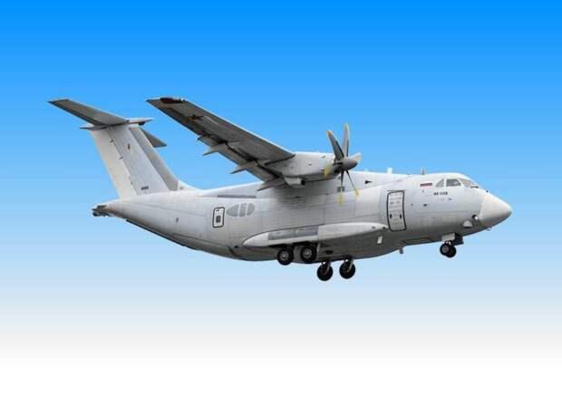 Многострадальный Ил-112В ждут на МАКС-2021