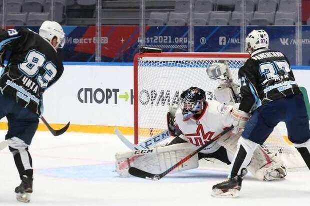 Хоккейная команда из Читы «Барсы» сыграет в финале Малого Кубка «Лиги Надежды» НХЛ 16 мая