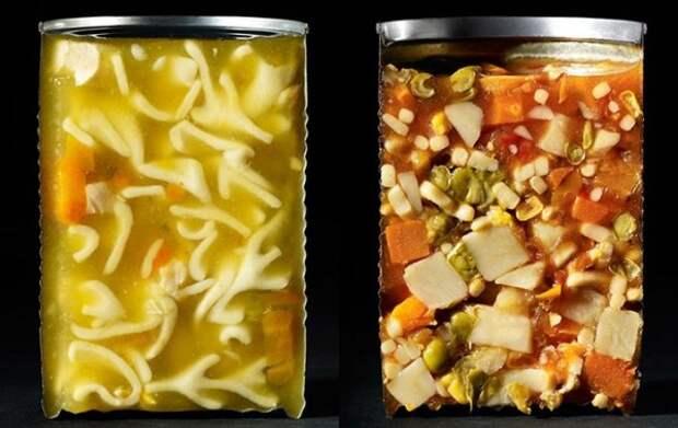 Половинки блюд (8 фото)