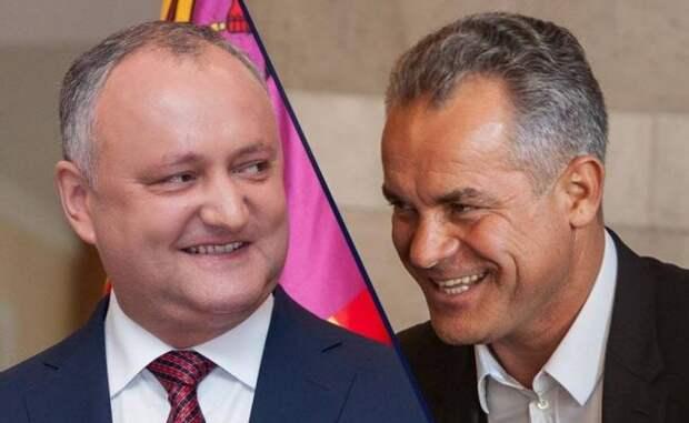 Президент Молдавии Додон тайно встречался сбеглым олигархом— СМИ