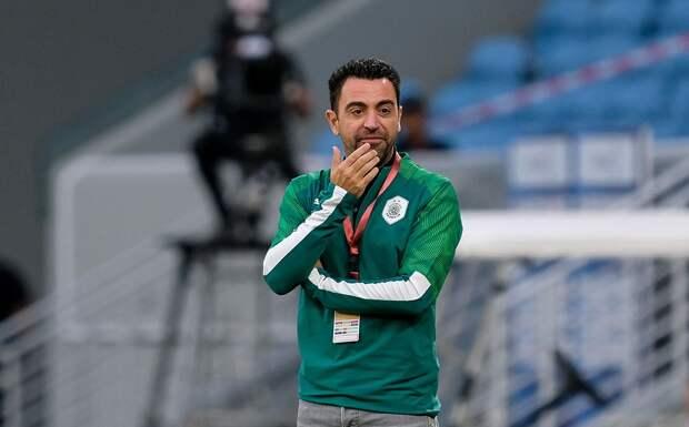 Хави на 2 года продлил контракт с «Аль-Саддом»