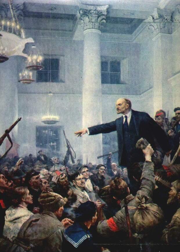 Большевики спасли русскую цивилизацию