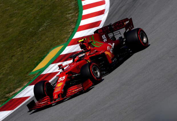 Карлос Сайнс не уверен, решила ли Ferrari проблемы с шинами
