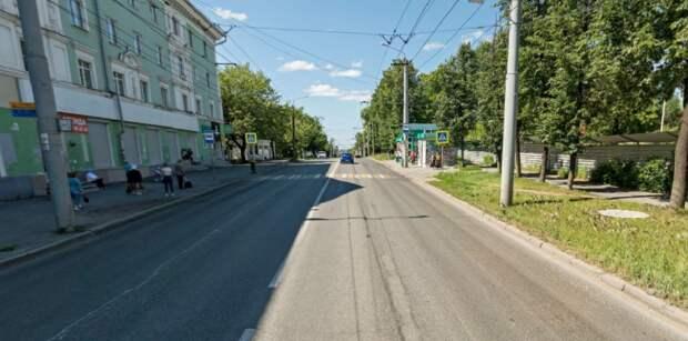 В Ижевске ликвидируют пешеходный переход у Дворца спорта